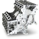 CNC Machined Marine Engine