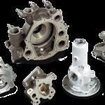 Complex machine parts